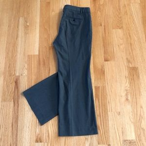 GAP Perfect Trouser in Gray